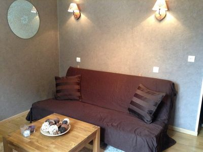 Photo for 2 rooms 4/5 people 2* exposed north