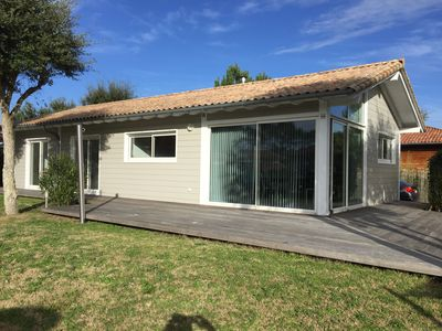 Photo for VERY NICE HOUSE IN QUIET IN MESSANGES 103m²