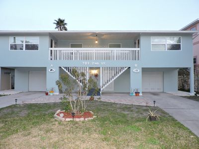 Photo for Awesome! Indian Rocks Beach Rental, Private Unit, B, Renovated,Short walk to Bea