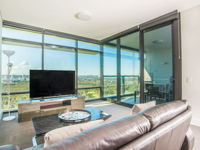 Photo for 2bed1bath high-end APT at Olympic park*views+P