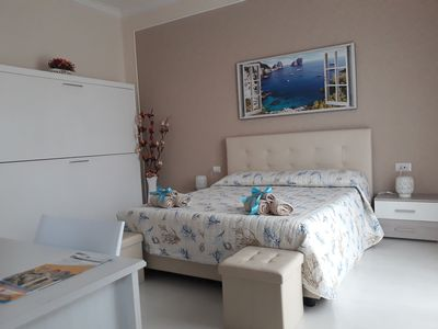 Photo for Deluxe Apartment in Scafati near Pompeii