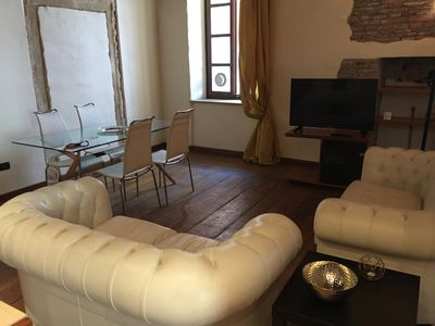 Photo for Apartment in a historic building in the heart of Verona (historic center)