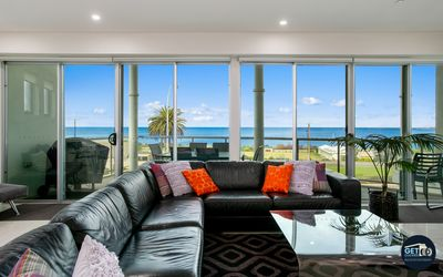 It doesn't get better than this!  Luxurious holiday living, close to everything.