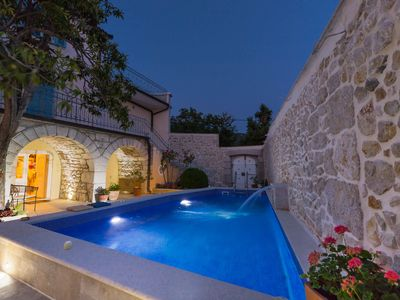 Photo for Villa Amina, Croatia - vacation in relaxing privacy