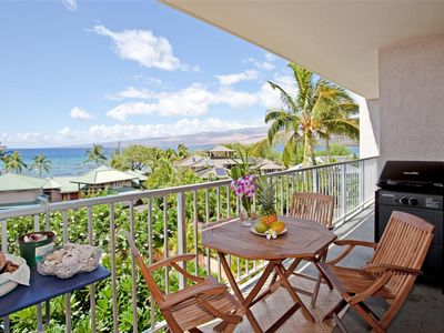 Photo for Puako Condo 406 - Top Floor Penthouse with Spectacular Ocean Views.