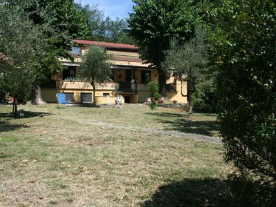 Photo for GIAGGIOLO Independent Home in a Florence Villa