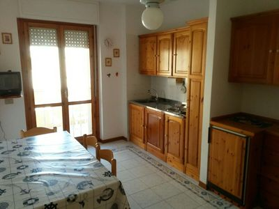 Photo for Mostella apartment in Alghero with WiFi, balcony & lift.