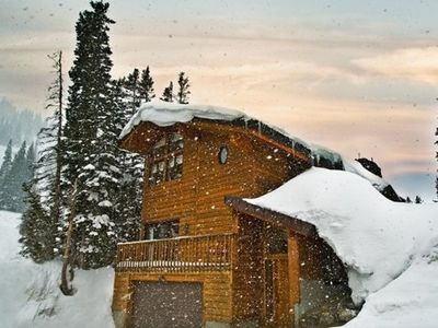 Photo for Luxury Ski chalet located between Snowbird and Alta