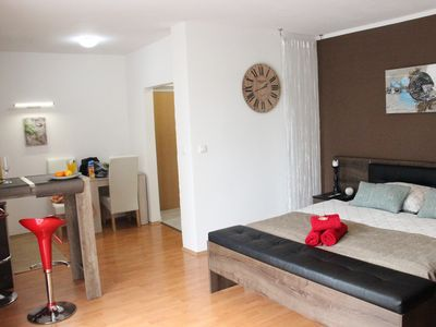Photo for Sweet apartment NEAR PRAGUE WITH FREE WIFI AND KITCHEN