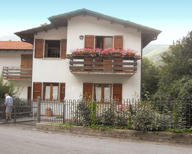 Photo for Holiday house in mountains, with terrace and garden