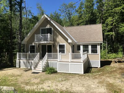 Photo for 3 bedroom home that sleeps 8 in Suissevale