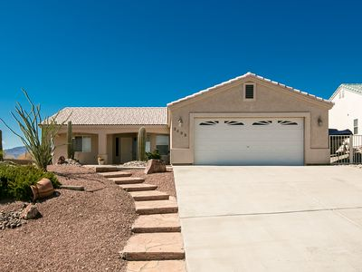 Photo for Beautiful Home, 3 BD, 2 Bath, 1500 SQ FT, 1 King, 1 Queen, 1 Full, 1 bunkbed