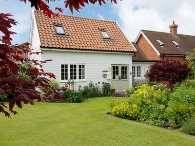 "Photo for Garden Cottage - A delightful single-storey ""Hideaway Cottage for Couples"""
