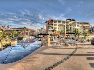 Photo for Cabo San Lucas 1BR Deluxe Suite, with gorgeous resort views of El Arco