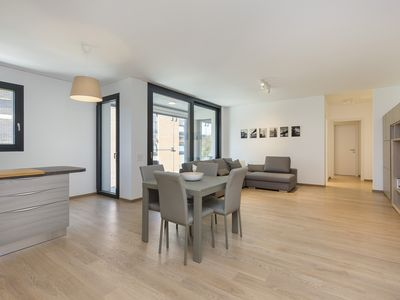 Photo for AGORA' 3B - Apartment for 4 people in Lugano