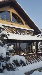 Casa Veveritelor din Bran  (COSY HOLIDAY HOUSE NEAR DRACULA'S CASTLE )