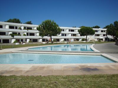 Photo for Holiday apartment in Soltróia 600m from the beach