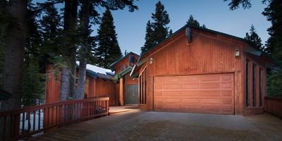 Photo for Large Well Equiped House in Tahoe City, Ca