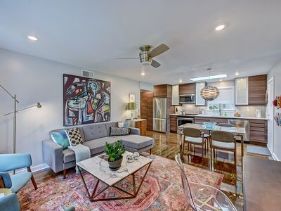 Photo for 1 Mile from Uptown - Stunning Apartment w/ Open Layout