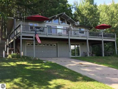 Photo for Comfortable home near Torch Lake