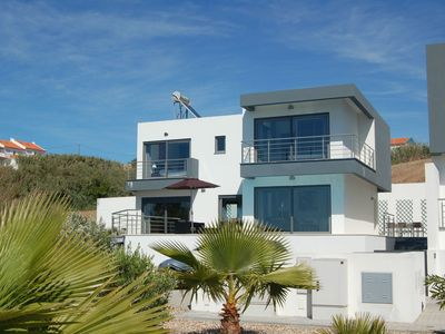 Photo for Modern villa with private pool just 400m from the sea