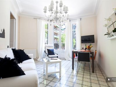 Photo for Friendly Rentals The Gaderin II apartment in Barcelona