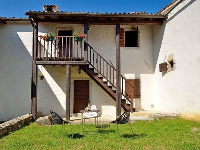 Photo for Holiday house Buzet for 3 - 4 persons with 2 bedrooms - Holiday house