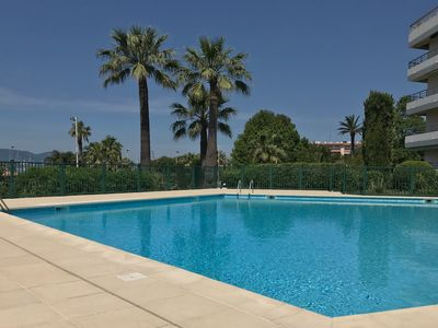 Photo for GREAT LOCATION Duplex Sea Views 3 Terraces A/C Pool Free WiFi TV DVD & Parking
