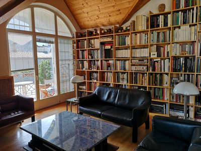 Photo for A spacious and comfortable nest in the heart of Merano.