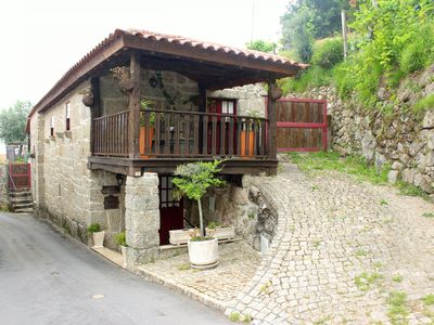 Photo for Casa Rural D'Aldeia - Cottage for 4 people in Chorense