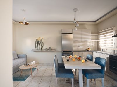 Photo for Budget Maisonette Garden and Pool View [55 m² | 45 m²]