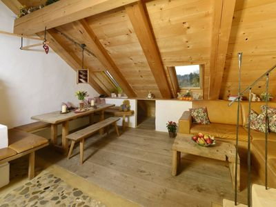 Photo for Fantastic loft near Chiemsee between Munich and Salzburg