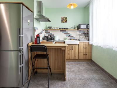 Photo for Spacious and Homey 2 Bed Flat in the Center