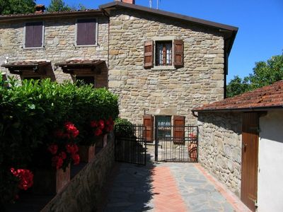Photo for 2 bedroom Villa, sleeps 4 in Castel Focognano with Pool and WiFi