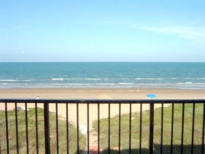 Photo for Beachfront 2BR/2BA Condo with Beach View in everyroom