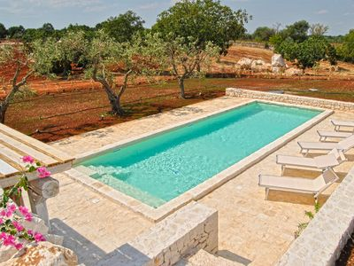 Photo for 2 bedroom Villa, sleeps 8 with Pool, Air Con and FREE WiFi