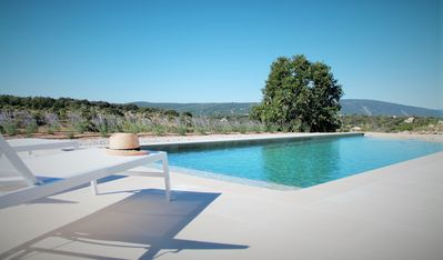 Photo for Ciel Du Luberon - your holiday villa with large pool in Bonnieux