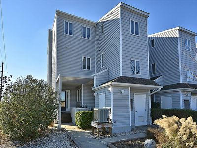 Photo for DAILY Activities. LINENS INCLUDED*!  DEWEY BEACH GORGEOUS BAY VIEW. Enjoy the fantastic BAY VIEWS from the living room and master bedroom decks in this fantastic townhouse.