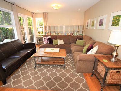 Photo for Avail 8/24!  Furnished Mountain View / Los Altos Home