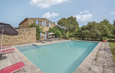 Photo for 4 bedroom accommodation in Gordes