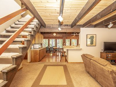 Photo for Hamm Haus: 2 BR / 2 BA house/cabin in Homewood, Sleeps 6
