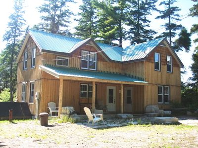 Photo for 4 Bedroom Cottage On Manitoulin Island, Ontario