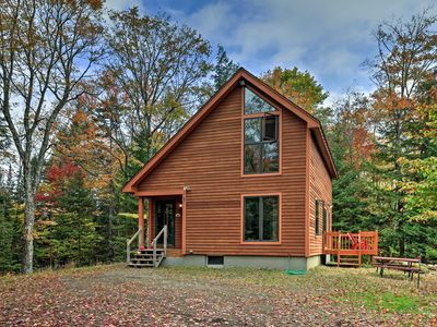 Photo for Cozy Garnet Hill Home by Hiking & Gore Mtn Skiing!