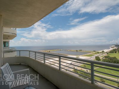 Photo for Elegant Condo w/ WiFi, Great Balcony Views, Resort Gym & Pool Access