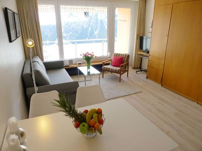Photo for Apartment in the center of Arosa with Lift, Parking, Internet, Washing machine (52513)
