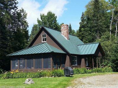 Photo for Adorable cabin at Haines Landing with views toward Mooslookmeguntic Lake!