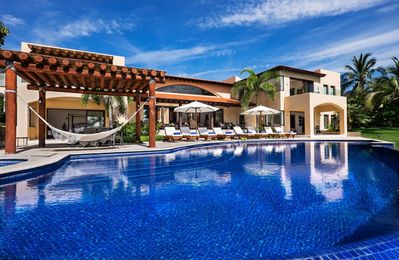 Photo for Punta Mita Luxury Villa | 6 Bedrooms | Golf | Tennis | Beach | Ocean Views