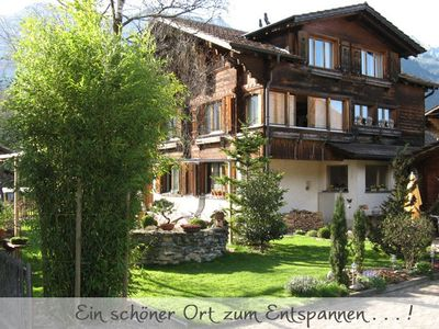 Photo for Apartment in Milchgässli - drive your ideal base for hiking skiing, sailing + more