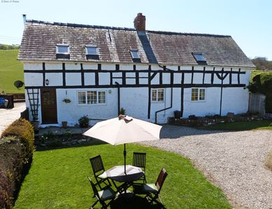 Photo for Cosy, Pet-friendly Farm Cottage Amidst the rolling hills of Mid Wales, near Welshpool