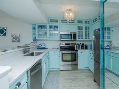 Photo for BEACHFRONT CONDO (14TH FLOOR)  AND COMPLETELY RENOVATED FOR YOUR STAY!!!